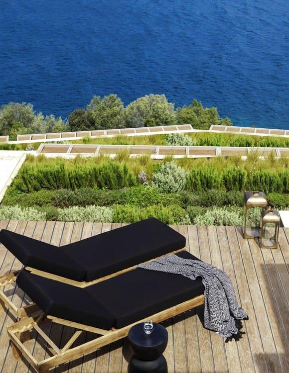 Azur Retreat view